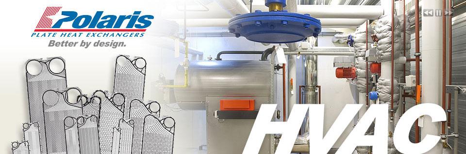 Home | Polaris Plate Heat Exchangers
