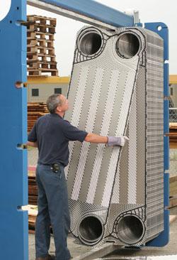 Polaris Plate Heat Exchanger Services | Polaris Plate Heat Exchangers